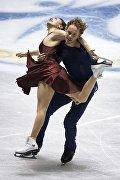 Фигурное катание. Командный чемпионат мира. Танцы. Произвольная программа