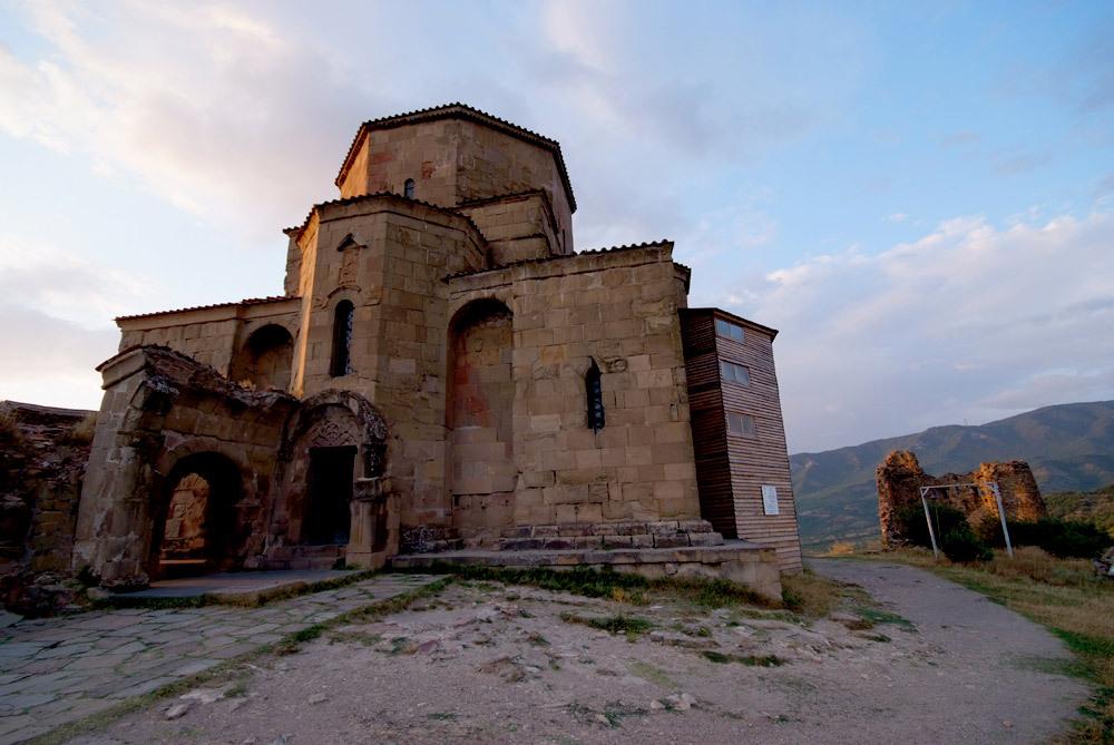 Храм Джвари, VI в.