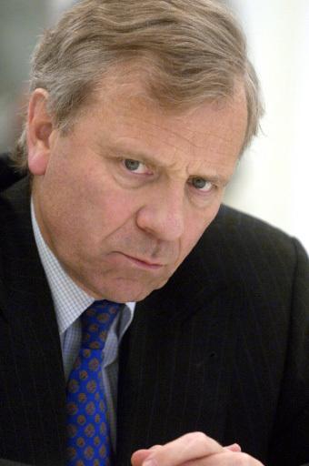Генеральный секретарь НАТО Яап де Хооп Схефер