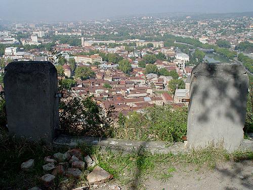 Тбилиси, столица Грузии