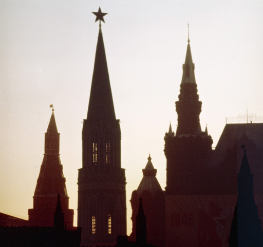 Силуэты Кремля