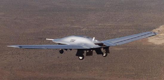 Беспилотный самолет-разведчик