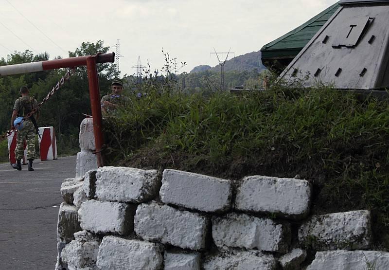 Гальский район, Абхазия / Грузия
