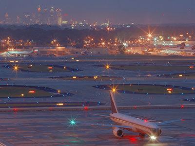 аэропорт Нью-Йорка, США