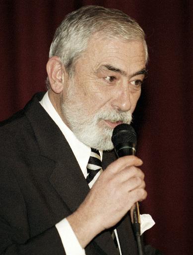 Грузинский актер и певец Вахтанг Кикабидзе