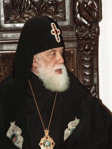 Глава грузинской церкви, Католикос-Патриарх Всея Грузии Илиа II