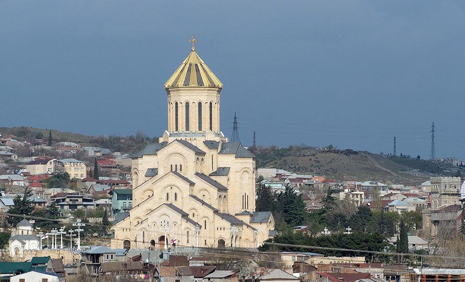 собор Св.Троицы, Тбилиси