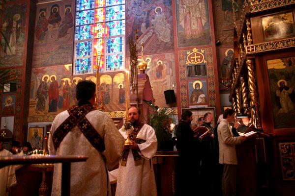 Патриархия, церковь