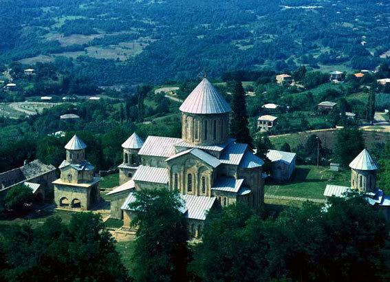 Кутаиси, регион Имерети