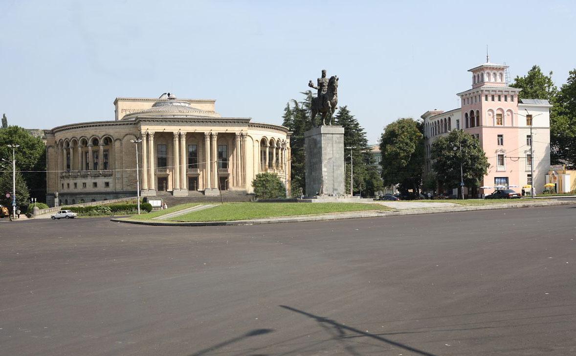 Кутаиси, центр