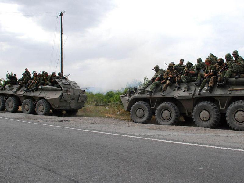 российские солдаты, войска