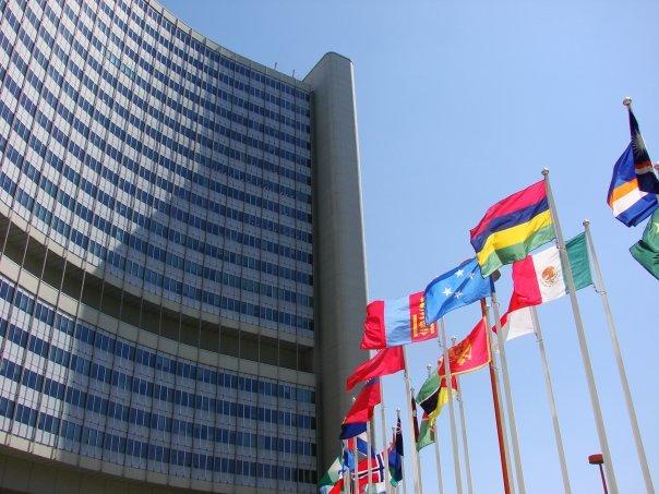 здание ООН, Нью-Йорк, США