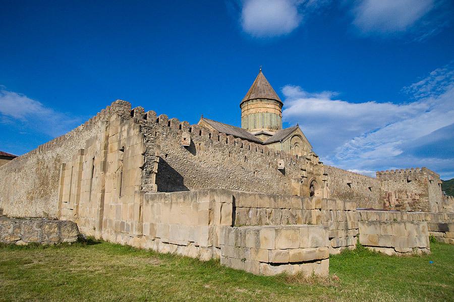 храм Светицховели, Мцхета