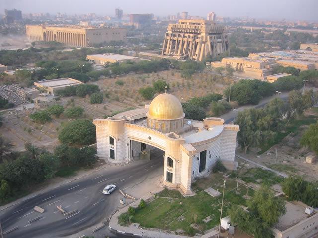 Зеленая Зона, Багдад, Ирак