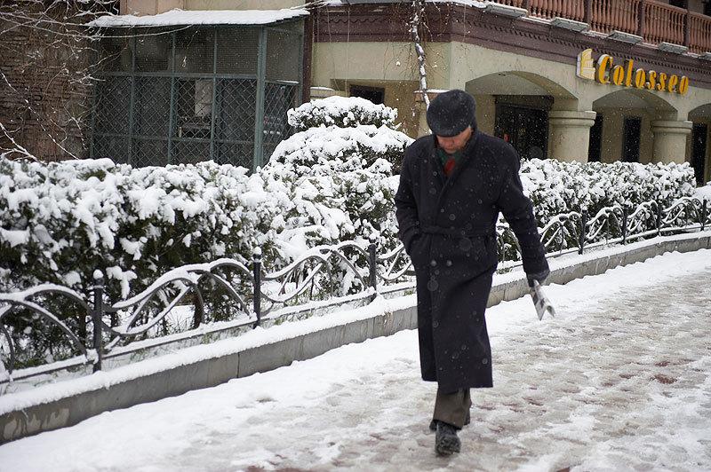 Тбилиси, зима