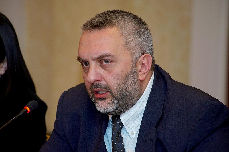 Зураб Харатишвили, глава ЦИК Грузии