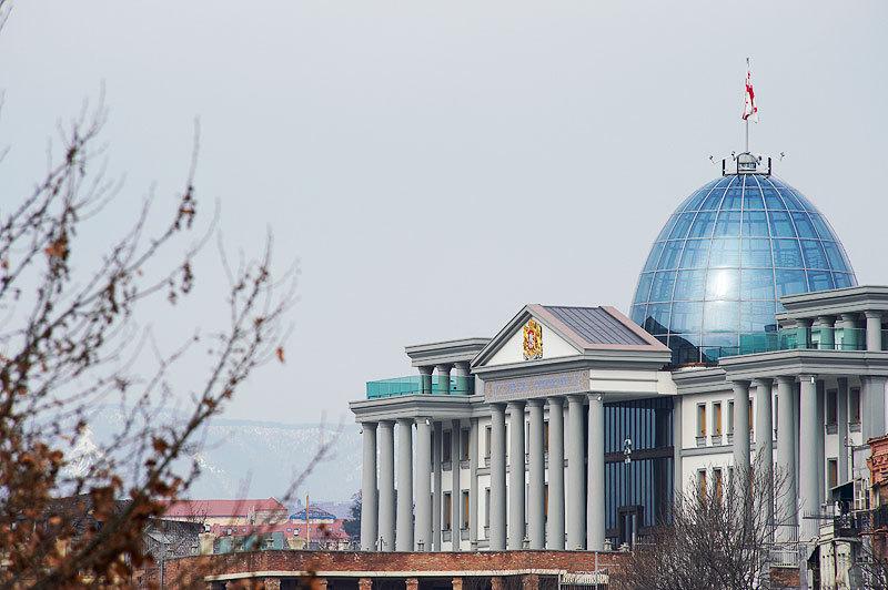 президентский дворец, Тбилиси