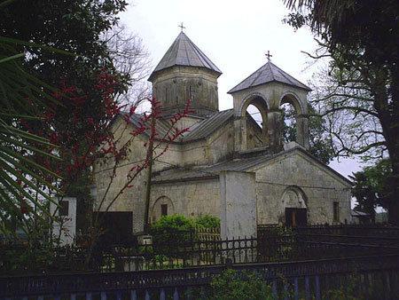 православная церковь, Зугдиди
