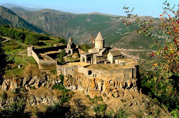монастырь Татев, Армения