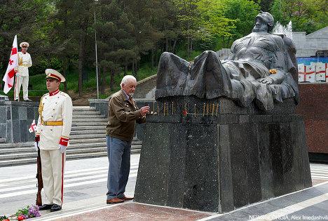 9 мая, памятник Неизвестному солдату