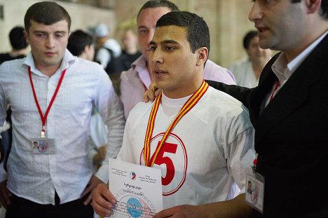 Гиоргий Басилашвили устанавливает рекорд