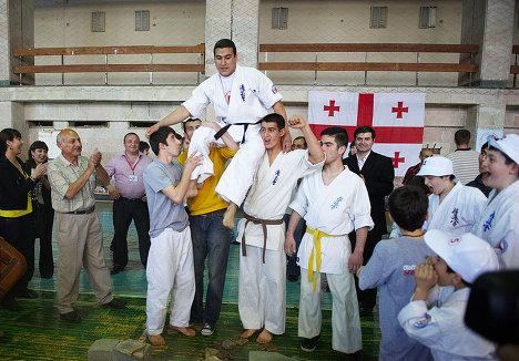 Гиоргий Басилашвили установил мировой рекорд