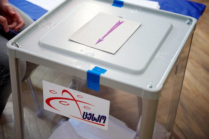 выборы, урна для голосования