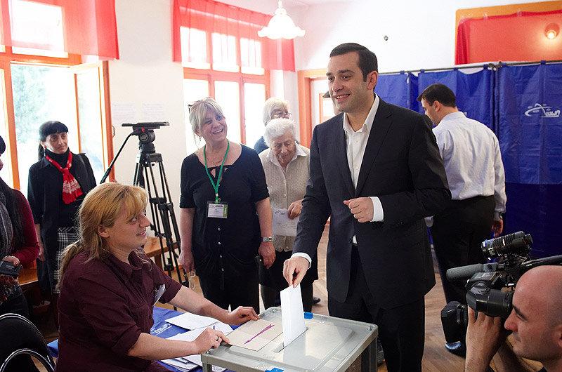 Ираклий Аласания, выборы мэра