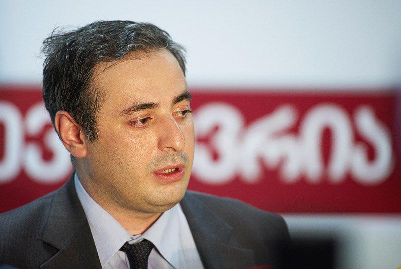Георгий Габашвили