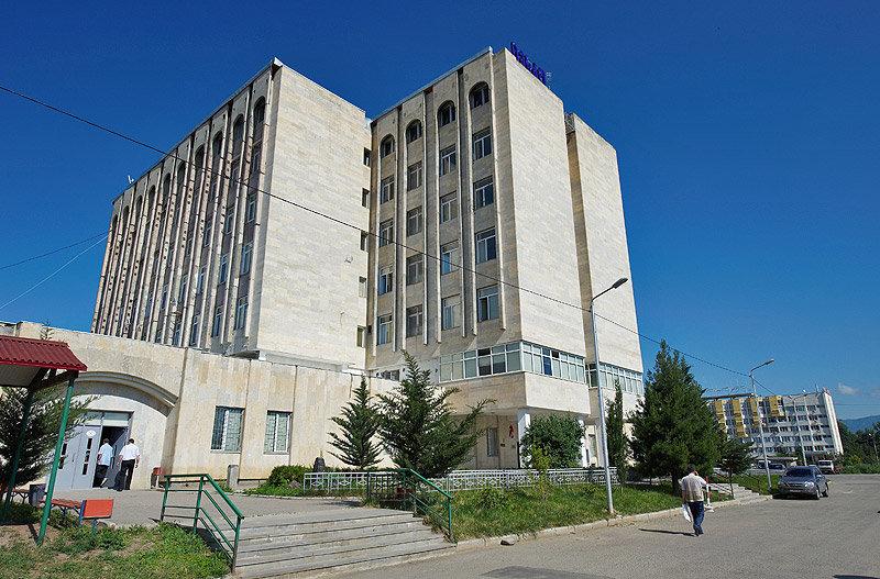 Центризбирком, здание ЦИК