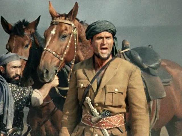 Кахи Кавсадзе, актер, роль Абдуллы в Белом солнце пустыни