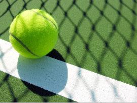 Теннис - заставка