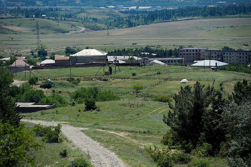 село, поселок