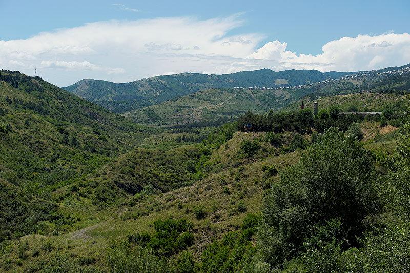 горы, леса, природа