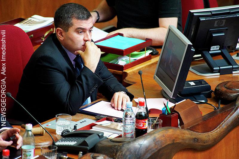 Давид Бакрадзе