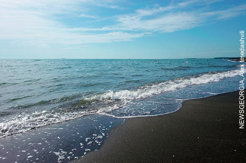 море, пляж Уреки