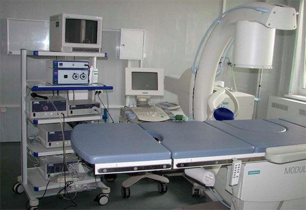 операционная, больница