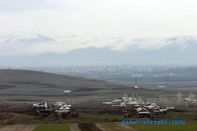 база в Гюмри, Армения