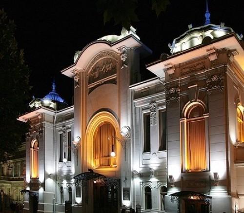 Театр  Марджанишвили
