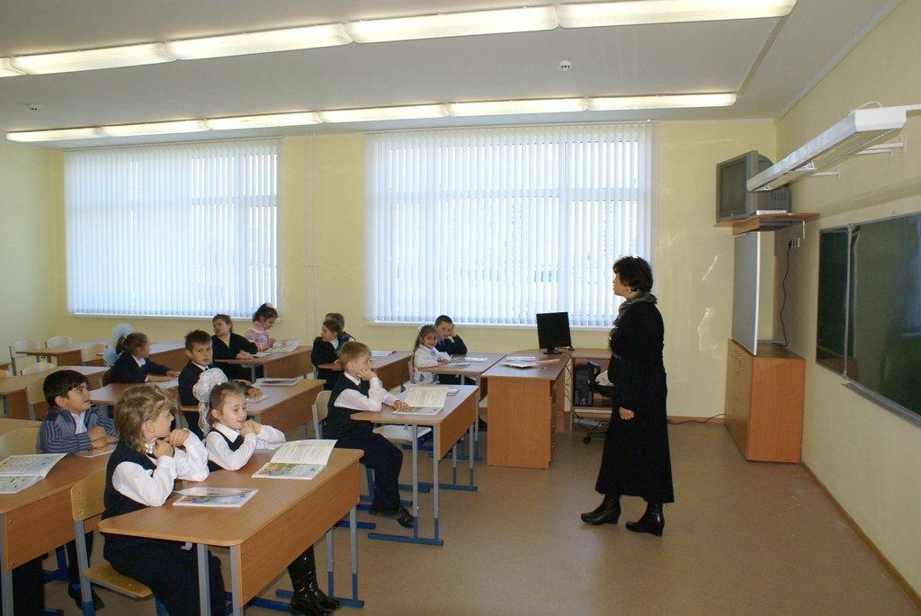 школа, первый класс