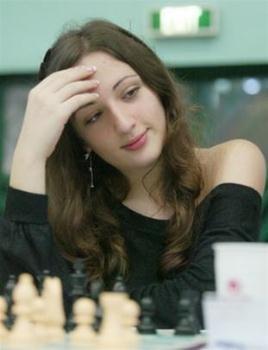 Шахматы, Нази Паикидзе, чемпионка РФ среди женщин