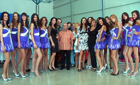 финалистки конкурса Мисс Грузия 2010