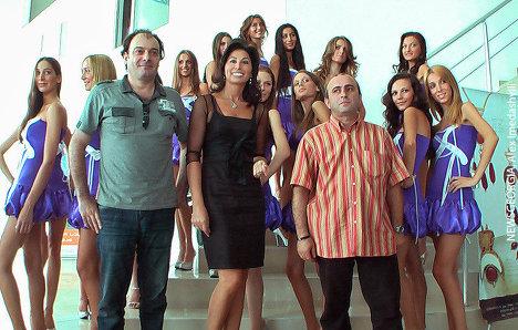 финалистки конкурса красоты Мисс Грузия 2010