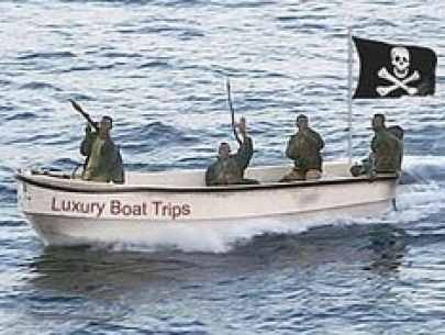 пираты, Сомали