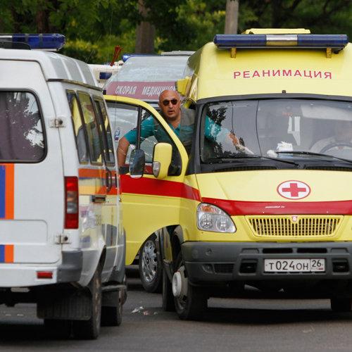 Скорая помощь, врачи, Владикавказ
