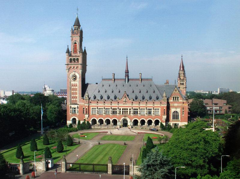 Дворец мира, Гаага, Гаагский суд