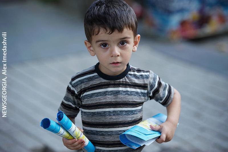 дети, беженцы, люди