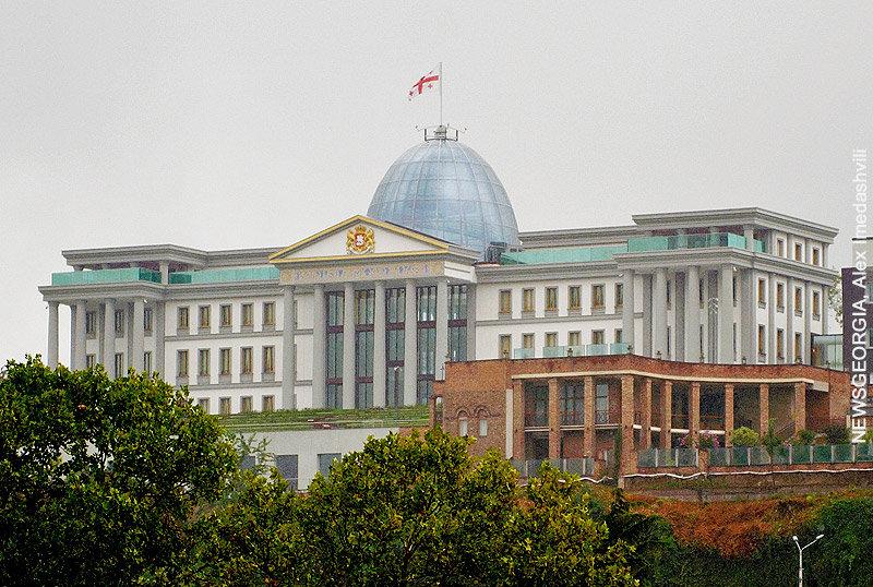 резиденция президента Грузии, Тбилиси