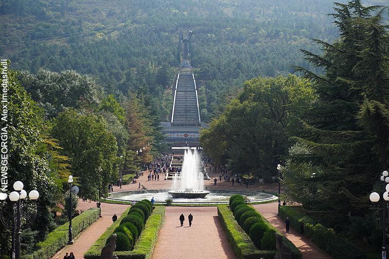 парк Ваке, Тбилиси