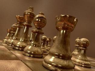 Шахматы - заставка